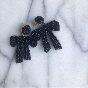 Bauble Bar Bow Earrings